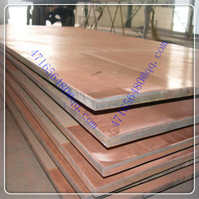 Aluminum clad 316L stainless steel composite sheet for Electric chemical industry