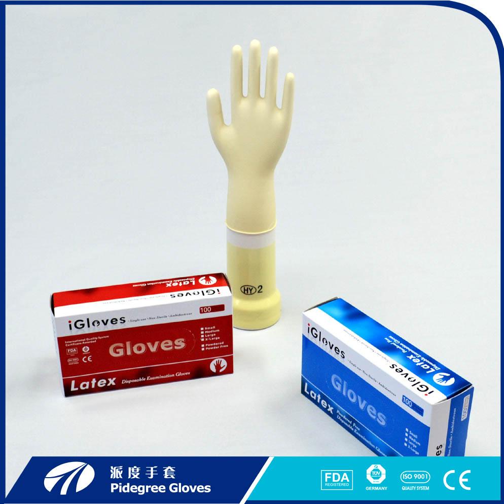 guantes de latex 7a