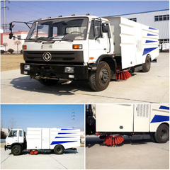 Dongfeng 153 series sweeper truck