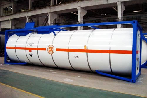 Anhydrous hydrogen fluoride AHF tank container T19/T20 <Customization>