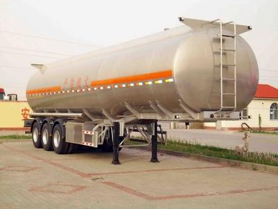 Fuel tanker semitrailer exporter