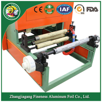 China Antique Aluminum Rewinding Machine