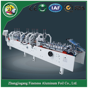 Best Quality Hot Sale Carton Folder and Gluer