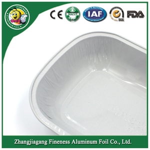 Airline Aluminum Foil Container and Lid