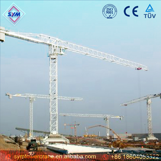 R75/20 Chinese Manufactured Topless Tower Crane