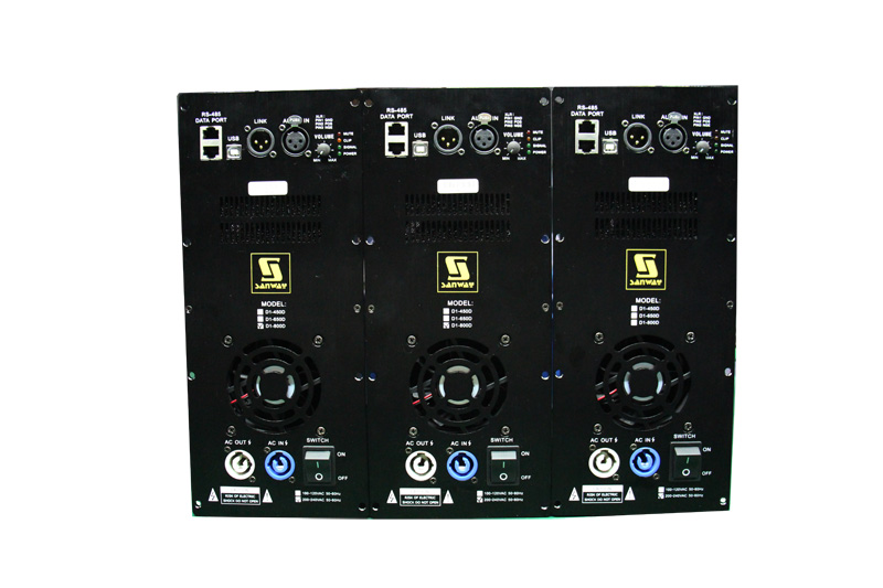 D1 series modules with DSP D1