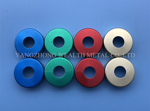 20mm Top Hole Cap