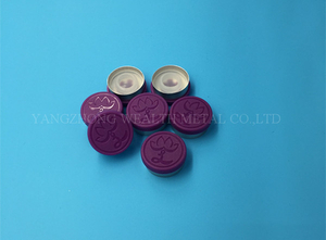 15mm Flip Off Cap For Oral Liquid