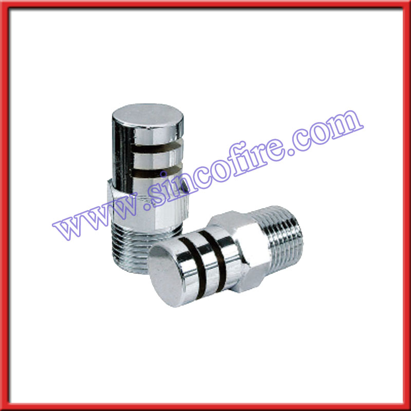 Water curtain nozzle fire nozzle sprinkler