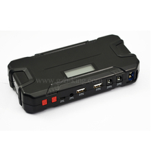 New arrival LCD display portable Car Jump Starter power pack