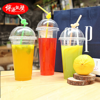 Transparent Dome Lid for Disposable Plastic Cup