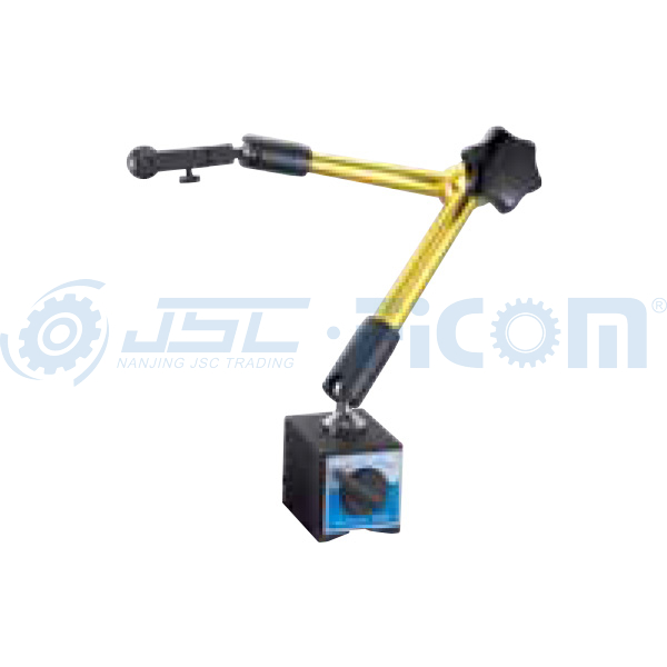 Hydraulic universal magnetic base