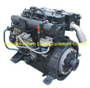 Siyang 4L68C 68HP 3200 RPM marine diesel boat engine for high speed yacht