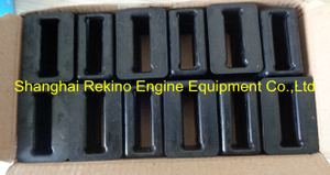 Tooth rubber block Q/FD26-06-03 FADA FD270 MB270 gearbox parts