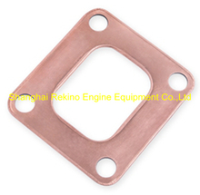 Gasket sub-assy for exhaust exit of cylinder N.10.300A Ningdong engine parts for N160 N6160 N8160