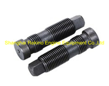 Zichai engine parts L250 LB250 LC250 adjusting screw of butt frame L250-03-011