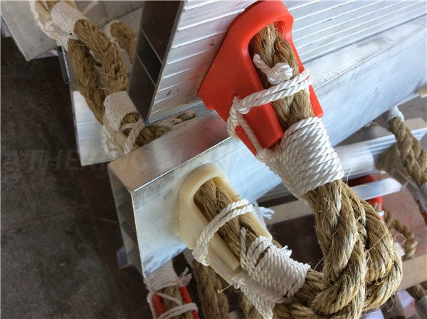 Marine Pilot's Rope Ladder