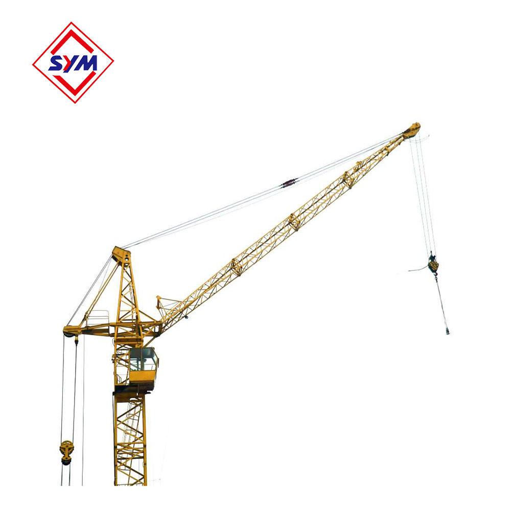 el15/22 chinese manufactured luffing jib tower crane