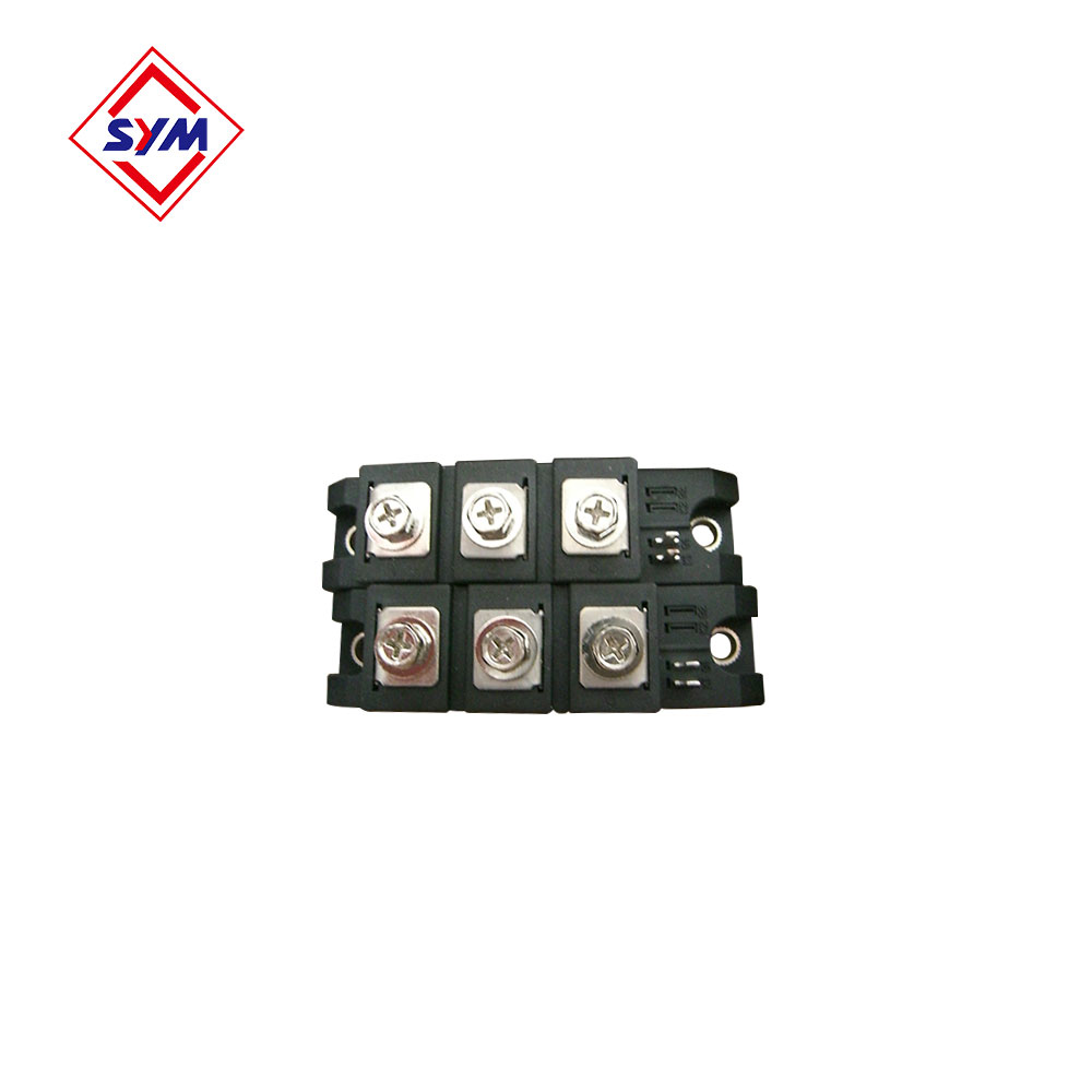 Thyristor for tower crane