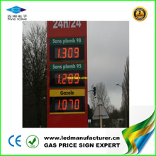 10inch LED GAS PRICE CHANGER SIGN