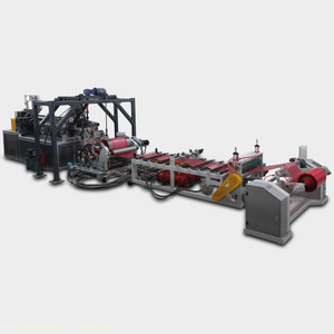 MX-1000F Three Layer Co-extruder Machine