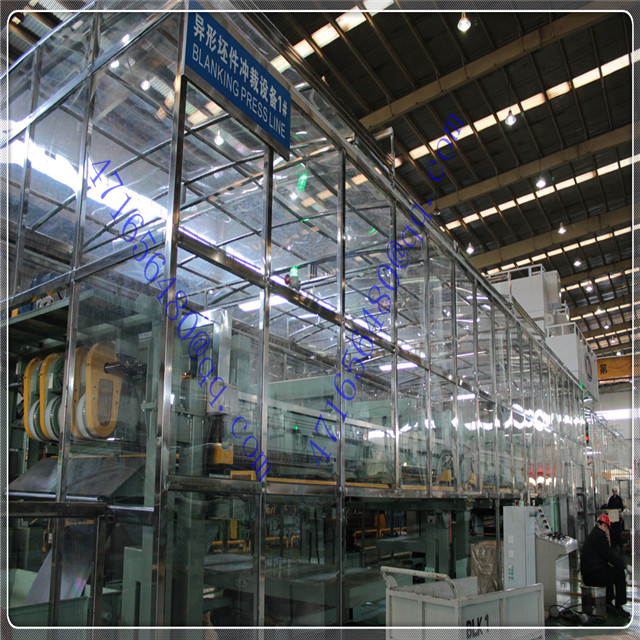 solid polycarbonate awning