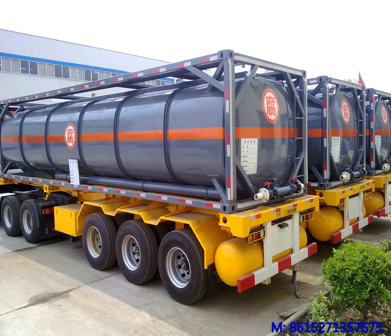40ft Portable Tank Container