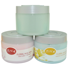 Zeal Leave on Aloe Vera Moisture Facial Mask 200g