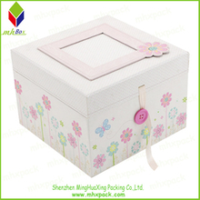 Delicate Color Printing Paper Packaging Gift Box