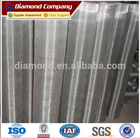 Hot Sale Glavanized Steel Security Bulletproof Window Screen Cloth