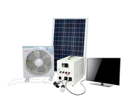 Home Portable Solar Power System