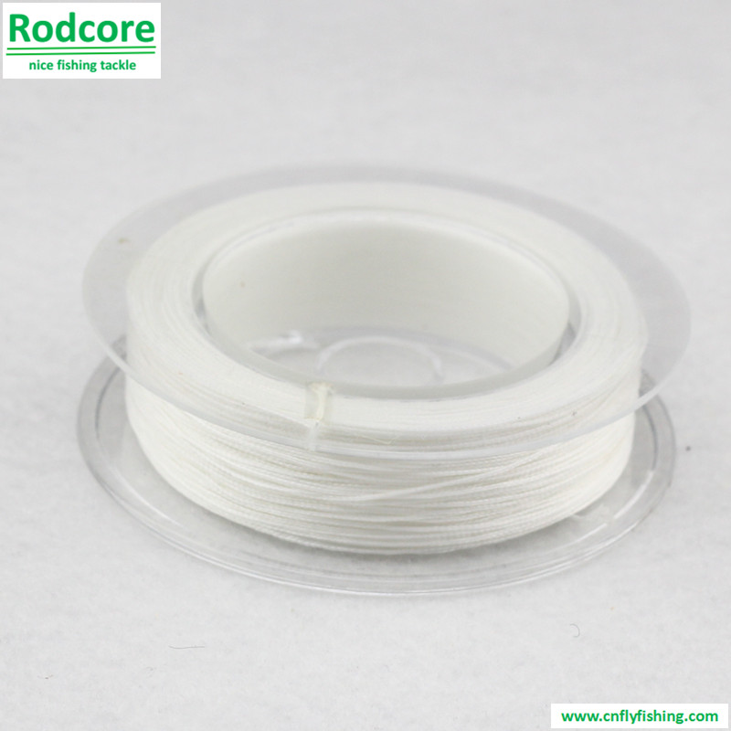 Fly line backing leader tippet loop connector and poly for Fly fishing backing