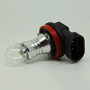 Best selling 6G 12-24V DC H9 5Watts 220lm Cree Chip LED fog light bulb