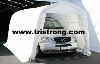 Portable Carports, Garage, Single Car Carport (TSU-917)