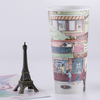 Disposable Single Wall Paper Cups for Coffee Tea Hot Beverage