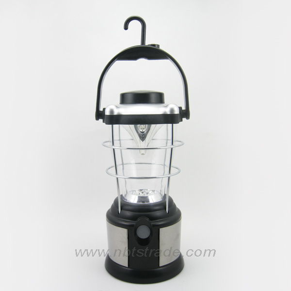 12PCS LED Camping Light with Compass