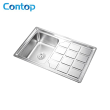 Kitchen sink kitchen sink products kitchen sink manufacturers 201 stainless steel wash sink kitchen sink single bowl with drainer workwithnaturefo