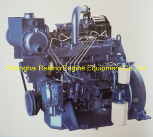 Weichai WP4.1C54-15 marine propulsion boat diesel engine 54HP 1500RPM