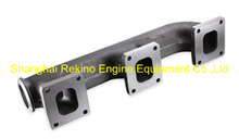 Weichai engine parts 6170 8170 exhaust manifold pipe 617022000005