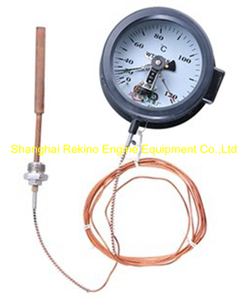WTZ-288-0-100 Temperature meter Ningdong engine parts for G300 G6300 G8300 GA6300 GA8300