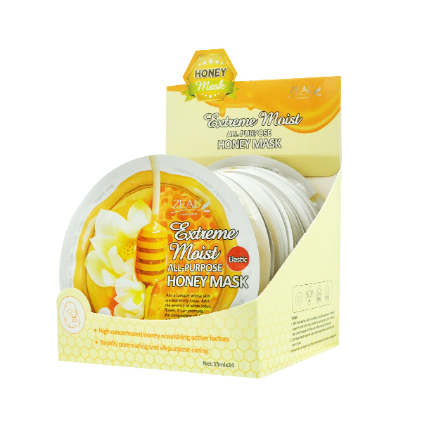 Zeal All- Purpose Honey & Lotus Facial Mask