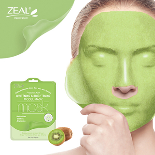 Propolis Kiwi Whitening & Brightening Model Facial Mask