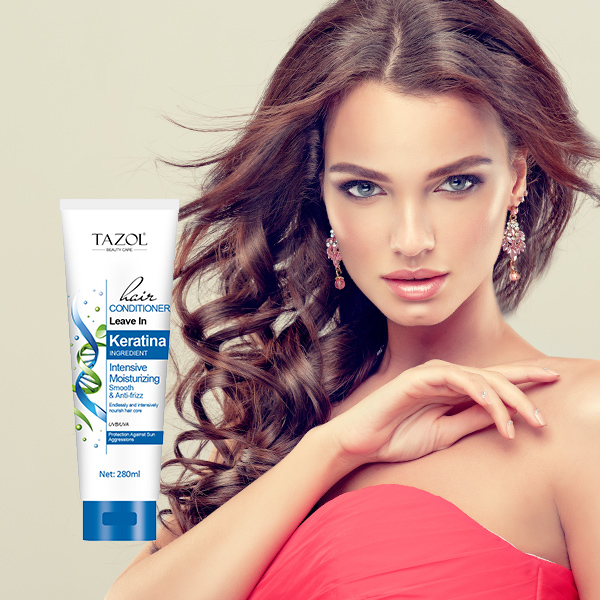 2016 Tazol Leav in Keratina Hair Conditioner
