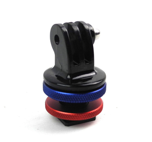 Hot Shoe Arm for Gopro tripod mount