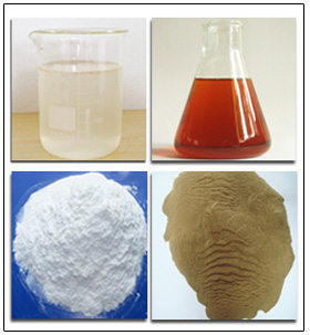 water reducing agent ( superplasticizer )