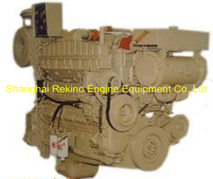 300HP Genuine CCEC Cummins marine propulsion boat diesel engine (NT855-M300)