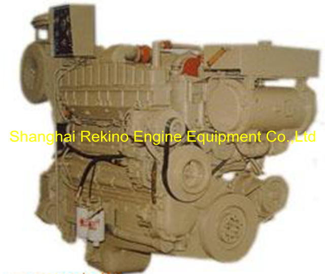 270HP Genuine CCEC Cummins marine propulsion boat diesel engine (NT855-M270)