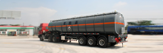 DTA Acid/Alkali Tank Semi-Trailer