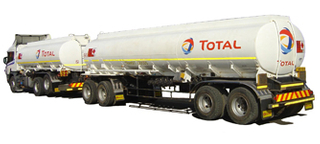 Manufactures high quality fuel tankers Pup Trailer