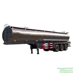 48000L Stainless steel Tank Trailer for sale
